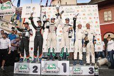 Gratulerer med historisk seier til Andreas Mikkelsen og Skoda Rally Team