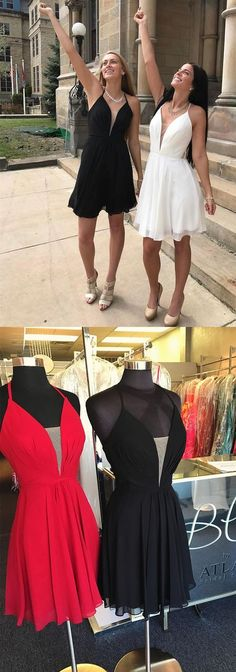 Sexy Open Back Homecoming Dress,Knee Length Open Back Prom Dress,Short Sexy Party Dress