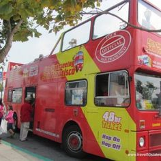 City Sightseeing - Sightseeing Tours - Hop on to a memorable experience in an open top sightseeing double decker bus with impressive tours with City Sightseeing