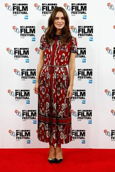 Keira Knightley's Style File