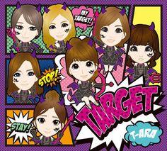 T-ara 'Target' Covers! ~ Latest K-pop News - K-pop News | Daily K Pop News
