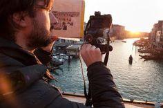 Rivus Altus - Max Farina Shoots the Rialto Bridge