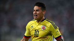 James Rodriguez's Colombia schedule 'verging on insanity'