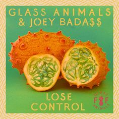 """Lose Control"" by Glass Animals Joey Bada$$ was added to my Discover Weekly playlist on Spotify"