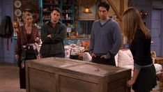 4. 'The One With Chandler in a Box' (Season 4) - A Definitive Ranking of Every 'Friends' Thanksgiving Episode - Photos