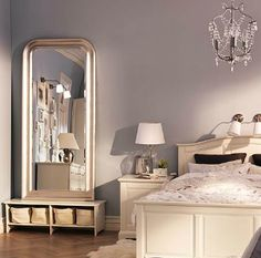 Ikea mirror - need this setup