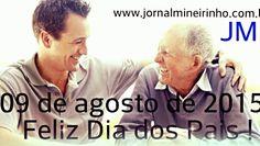 Amigo, companheiro e acima de tudo Pai Feliz Dia dos Pais !  Se você ama seu pai compartilhe!