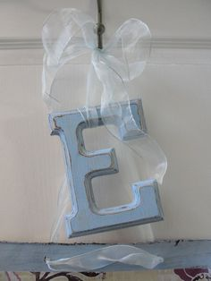 E letter for my daughter