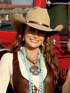 cow-girl Cowboy site de rencontre