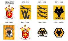 Wolverhampton Wanderers reveal new Branding #branding #identity #football