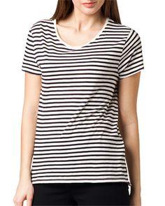 T-shirt/stripy/ Levi's