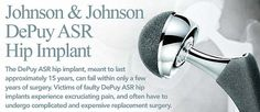 Dangers of DePuy's metal-on-metal implant suppressed for three years