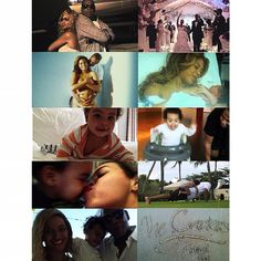 Beyonce Blue & Jay Family Moments OTR Backdrop