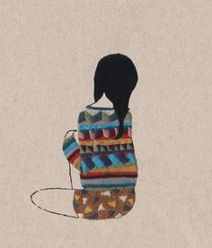 Sweater Print, by Sparklehen on Folksy, £7.50