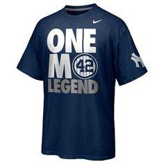 Nike New York Yankees Mariano Rivera Tribute T-Shirt