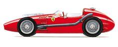 1959: Ferrari 246