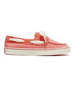 Pretty in pink sparkly boat shoes! Sperry Top-Sider Womens Shoes BUY NOW!