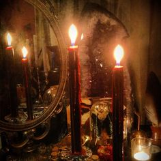 Magick mirror on the wall....