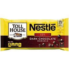 toll house dark chocolate chip cookies original nestlé toll house ...