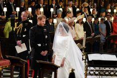 Πανέμορφη νύφη η 36χρονη Μέγκαν Μαρκλ - Η συγκίνηση και τα δάκρυα του Χάρι |thetoc.gr