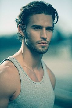 I don't know who this is, but he could totally be Turner. Or Axel. Or any hot guy from a book I write.