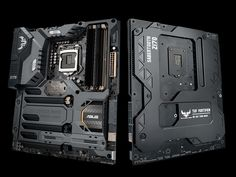 ASUS SABERTOOTH Z170 MK1 / Motherboard on Behance