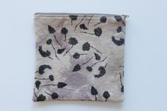Flora Pouch by Maker & Mineral | Little Paper Planes  $44
