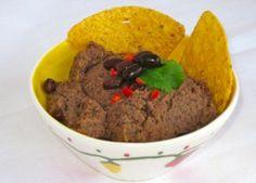 Black Bean Fiesta Dip - gluten free