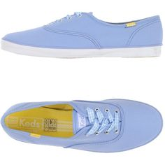 Keds Sneakers (735.210 IDR) ❤ liked on Polyvore featuring shoes, sneakers, lilac, keds, rubber sole shoes, flat sneakers, keds sneakers and round cap