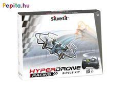 Lepd meg gyermeked ezzel a drónnal amivel megízlelheti a repülés élményét. Gyerkőcöd biztosan élvezni fogja, hogy pilótává válhat és szabadjára engedheti kreativitását szórakozás közben.    Jellemzői:  - A drón három sebességfokozaton tud repülni, a távirányító több csatornán is képes kommunikálni a helikopterrel  - A quadrocopter 3,7 V-os 250 mAh Li-Polimer akkumulátorral készült, amit USB kábellel lehet tölteni  - A távirányító 3 darab AA ceruzaelemmel működik, a csomagolás az elemeket nem… Tarot, Kit, Tarot Cards, Tarot Decks