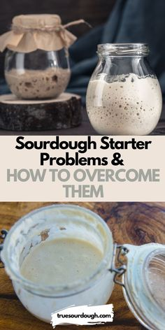 These sourdough starter tips will help solve problems you may be having with your sourdough starter. It's got tips on what to do if your sourdough starter is dying, and how to revive it. Sourdough Starter Discard Recipe, Sourdough Recipes, Artisan Bread Recipes, Bread And Pastries, Pizza, Bread Baking, Yeast Bread, Fermented Foods, Aioli