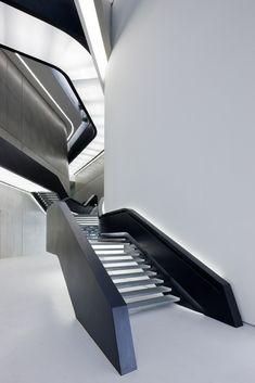 Zaha Hadid Architects | MAXXI: National Museum of XXI Arts