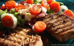 Stek tuńczyka