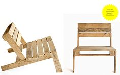 Studiomama Sells Instructions For DIY Pallet Furniture