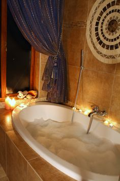 Love Yourself Ritual - turn on the tap, light some candles and pour selflove soap in the water..... Enjoy and feel the love ♥