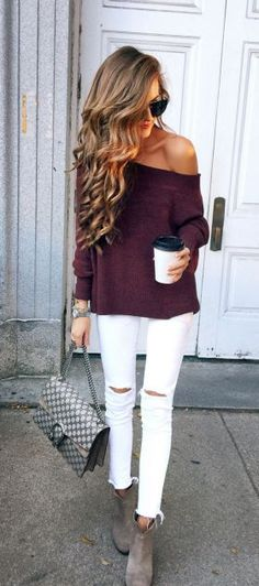 Best Comfortable Women Fall Outfits Ideas As Trend 2017 261