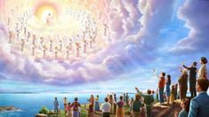 What does the rapture in the Bible mean? Will we be raptured and meet the Lord in the air? After a period of seeking, we came to understand the true meaning of rapture and welcomed the Lord's return. What Is The Rapture, Films Chrétiens, Jesus Second Coming, End Times Prophecy, Bible Mapping, Jesus Return, Jesus Christ Images, Jesus Christus, Saint Esprit