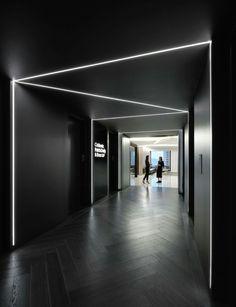 Corridor design.