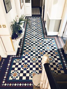 15 floor tile designs for the foyer - house floor tile designs for the foyer bodenfliesen designs foyerLondon Mosaic Hilton Grand Flur Design, Tile Design, Stairs Tiles Design, Design Art, Design Ideas, Hallway Decorating, Entryway Decor, Tile Entryway, Entryway Flooring