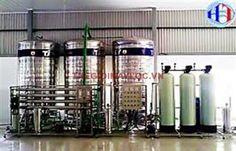 Xưởng sản xuất nước Toàn An – Lê Chân