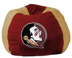 Florida State Seminoles Bean Bag Chair - Sports Fans Plus