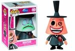 Pop Disney Series 4 Mayor Vinyl Figure Pop Disney Series 4 Mayor Vinyl Figure. Inspired by the urban and stylized character designs of today's designer toys, Funko presents a new take on the classic characters of Disney's traditional cel animated features and Pixar's CGI animated blockbusters for their fourth series of POP! Disney Vinyl Figures! These 3 3/4 inch tall figures includes fan-favorite characters such as Sorcerer Mickey and Chernabog from Fantasia