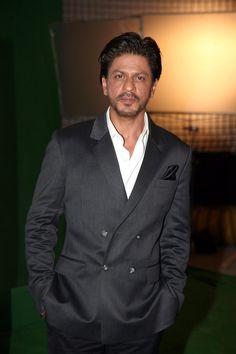 Shah Rukh Khan at Mehboob studio.