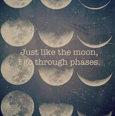 Luna is the ultimate ruler of our emotions. Oh Luna, it's what you do to me! I Love the ride, oh do I!... ~Patricia Bennett