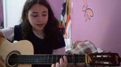 Só eu sou eu - Marcelo Jeneci (cover por Clara.)