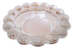 Lalique Shell Bowl