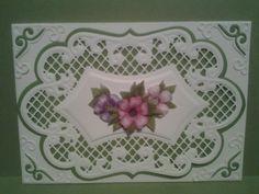 Marianne LR 0236 en de hoekjes zijn van mijn aller eerste mal 3d Cards, Folded Cards, Friendship Cards, Die Cut Cards, Marianne Design, Card Designs, Doilies, Stampin Up, Card Ideas