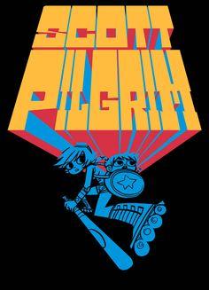 And more Scott Pilgrim