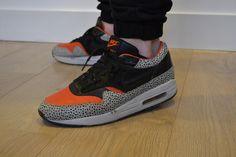 Sneaker shoot, Nike Air Max 1 Supreme QK 'Keep Rippin Stop Slippin'