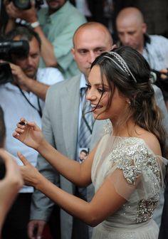 like a princess...